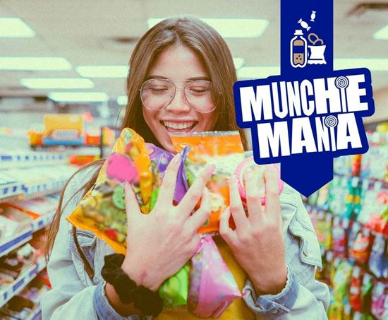 Picture of Gifts from Home - Munchie Mania